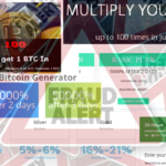 Bitcoin Fraud Alert!