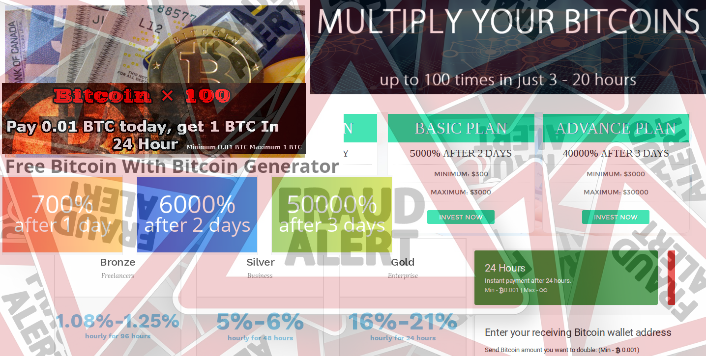 Twenty Percent and a Few Days – Optimising a Bitcoin