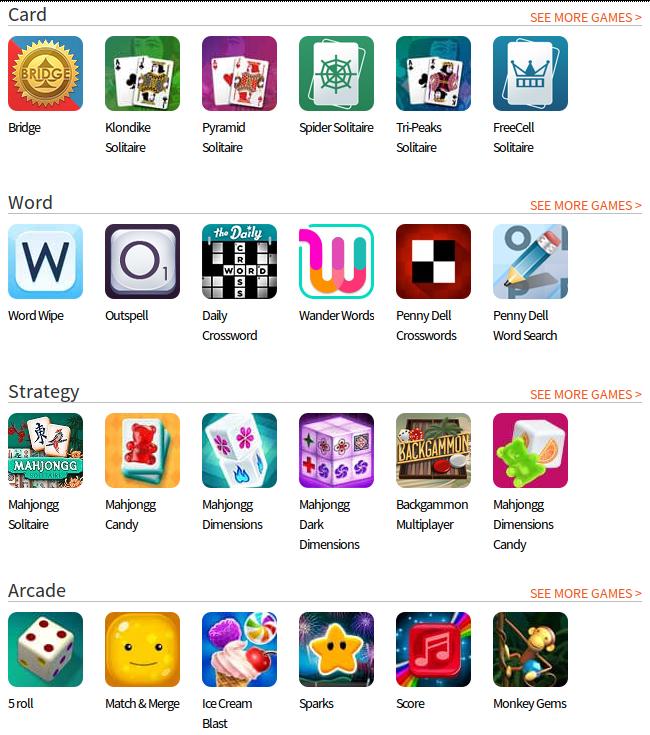 NeoBux Games